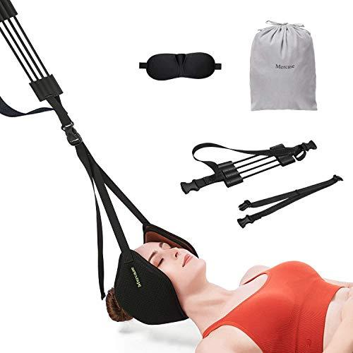 Hals Hängematte Nackenhängematte Kopf Nacken Entspannung Schmerzlinderung für Nacken und Schulter, Bessere Hals Relax Für Büro Haus für Männer Frauen