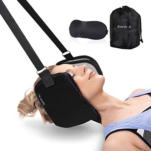 Neck Hammock|Hals Hängematte|Nackenhängematte|Kopf Nackenmassagegerät für Nacken und Schulter|Bessere Hals Relax Für Büro Haus für Männer Frauen