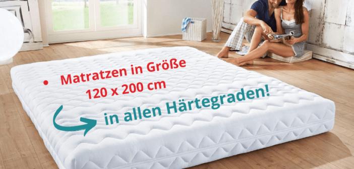 Matratzen In Größe 120 X 200 Cm Relax Expertende