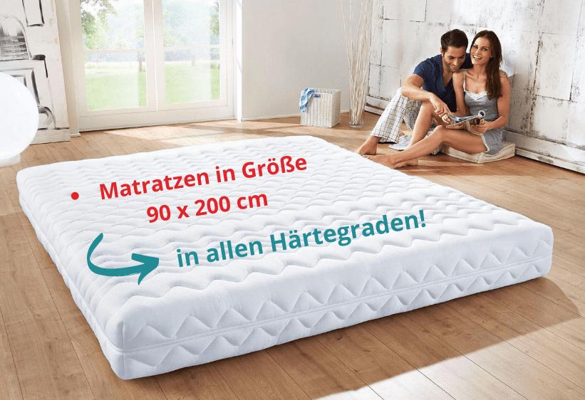 Matratzen 90x200 Cm Günstige Modelle Auf Relax Expertende