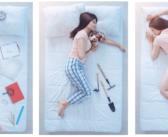 Die richtige Matratze für Bauch-, Seiten- und Rückenschläfer