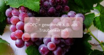 OPC - starke Antioxidantien gegen freie Radikale, gesünder leben