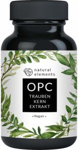 OPC Traubenkernextrakt von natural elements