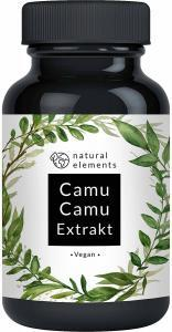 Vitamin C von natural Elements aus camu camu extrakt