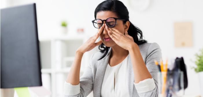 Augenmassagegeräte – Gutes Mittel gegen überlastete Augen?