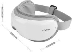 RENPHO Augenmassagegerät bei überanstrengten und müden Augen