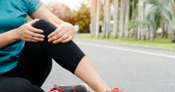 Ursache und Behandlung des Läufer Knies runner knee