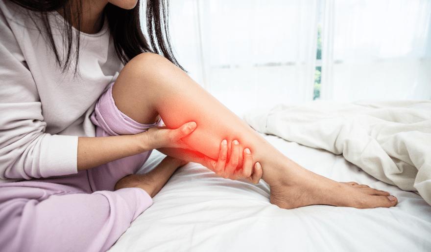 Beinkrankheiten - Thrombose, Lipödem und Durchblutungssörung