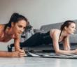 Home-Fitness - wie in Corona-Zeiten zuhause fit halten