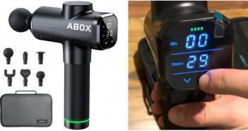 ABOX Hero 1 Massagepistole Test 2021 Modell
