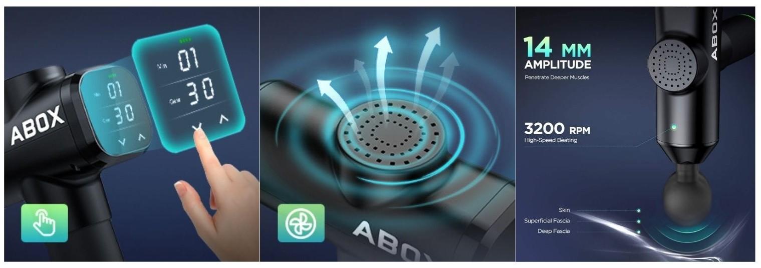 ABOX Hero 1 technische Funktionen