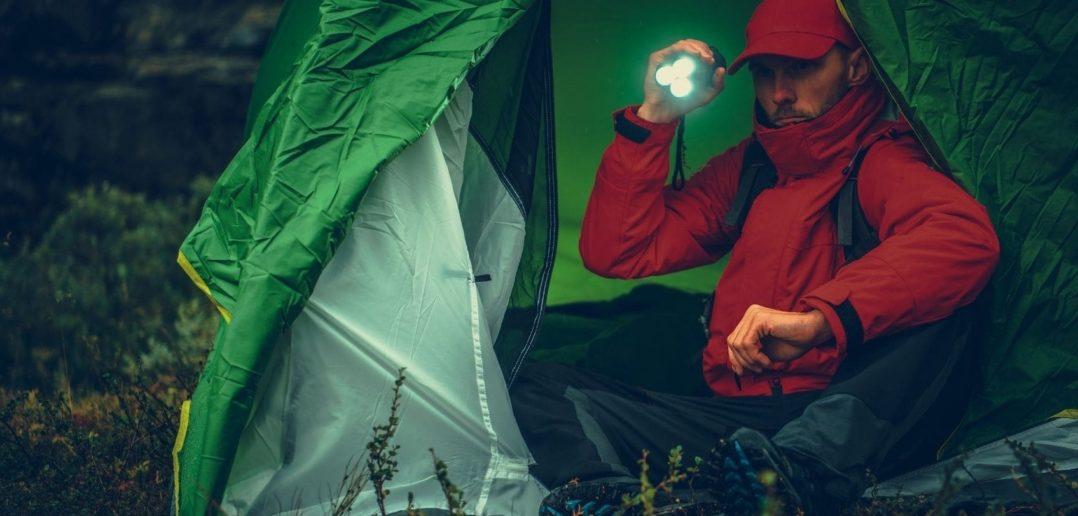 Outdoor Taschenlampen Test, Vergleich und Ratgeber relax-experten.de